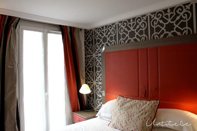 chambre phileas hotel