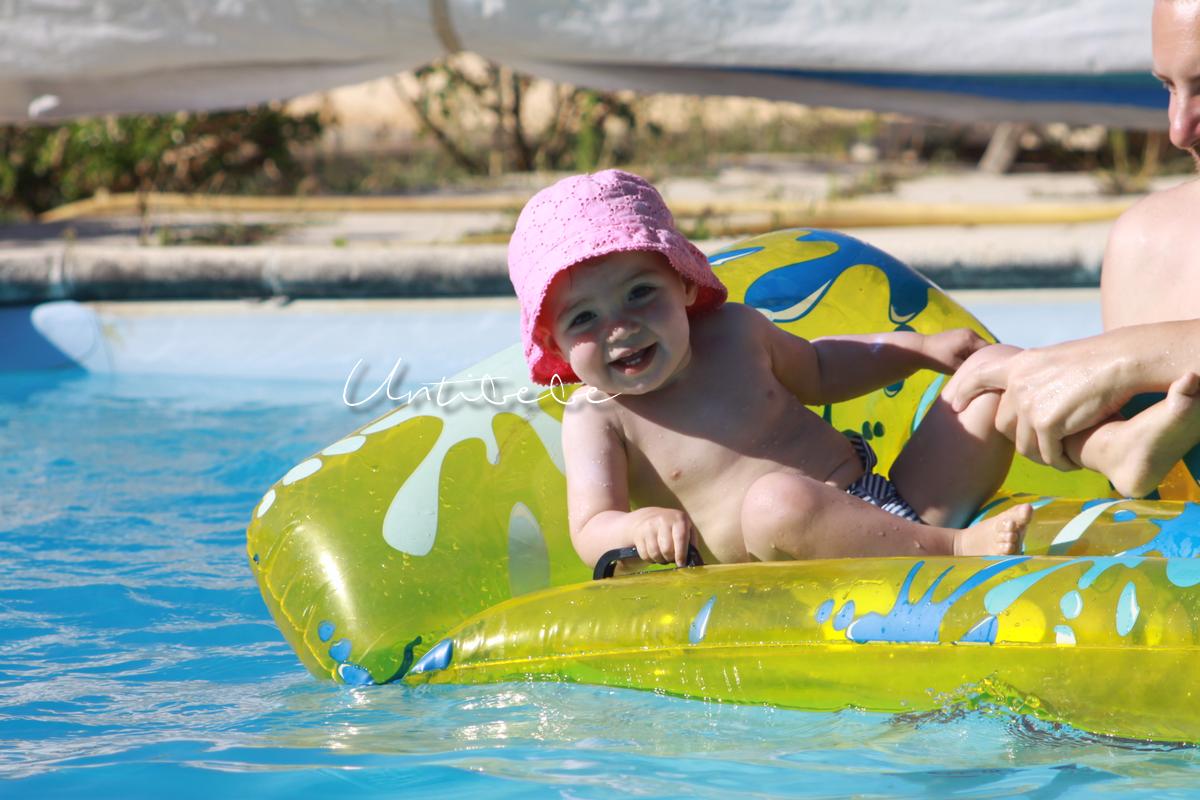 jeu de piscine matelas