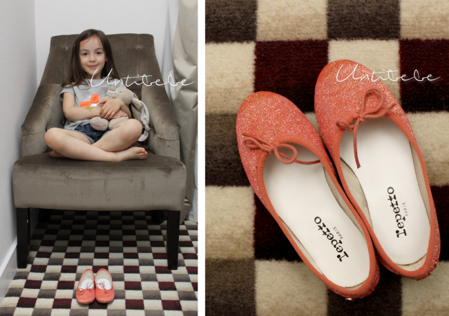 repetto ballerines enfant