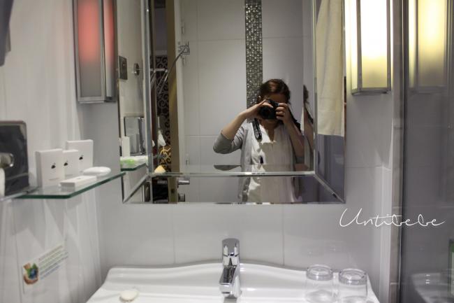 salle de bain phileas hotel