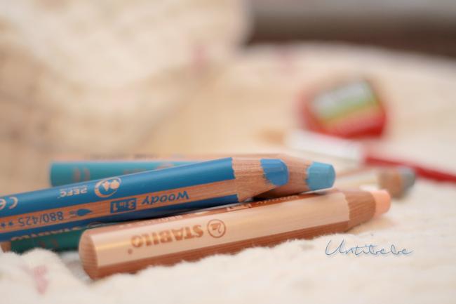 stabilo crayon bois woody