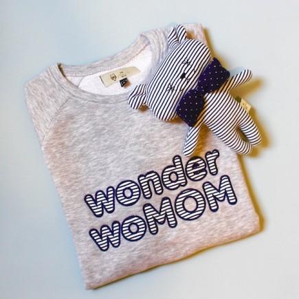 Sweat Wonderwomum