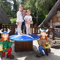village gaulois parc asterix
