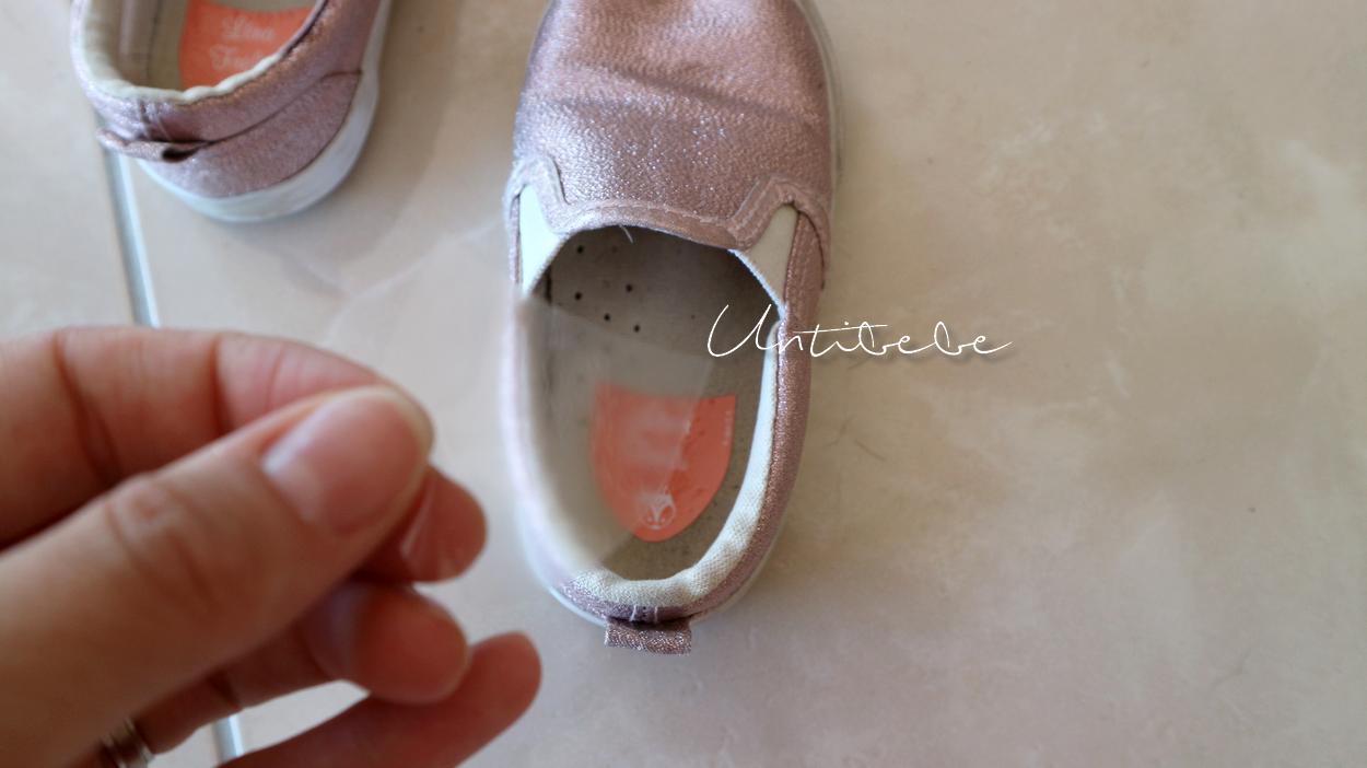 etiquettes à chaussures enfant rentree