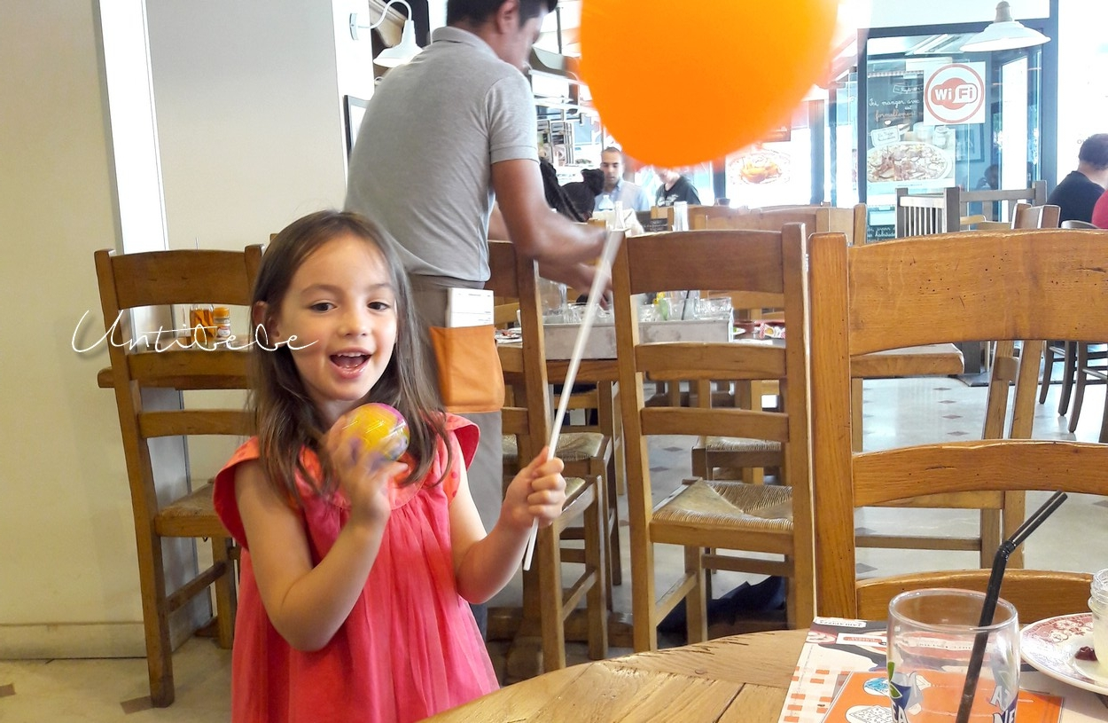 Tablapizza formule enfant restaurant kidfriendly
