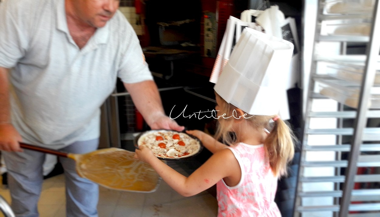 tablapizza enfant chef cuisinier
