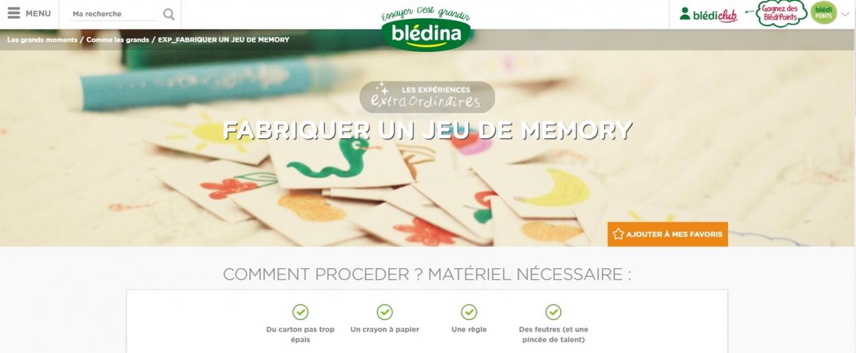 bledina memory