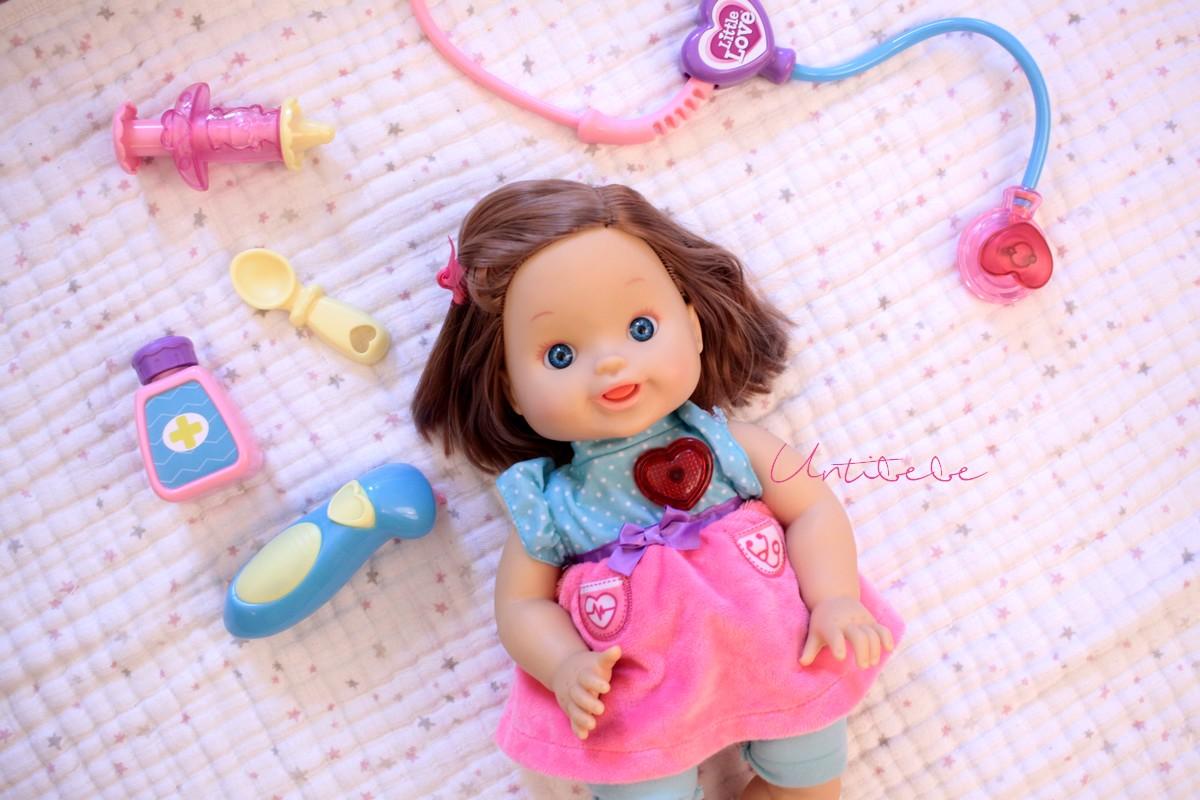 poupee-little-love-a-soigner