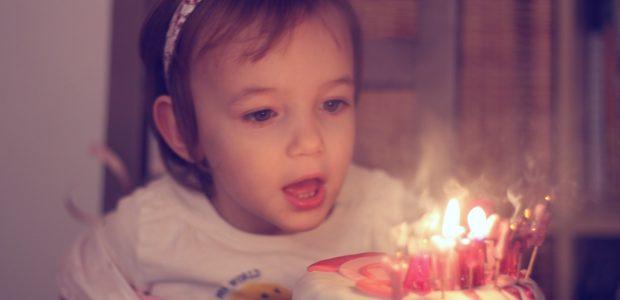 On a fêté l'anniversaire de Léna avec ses copains {3 ans}