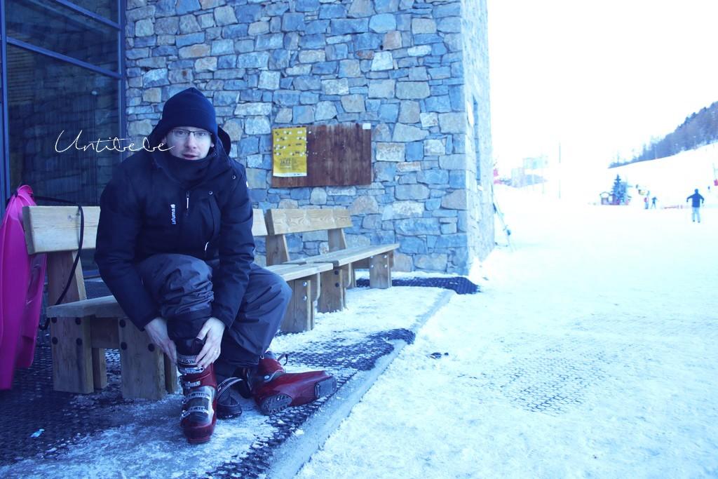 Thomas chaussures ski location