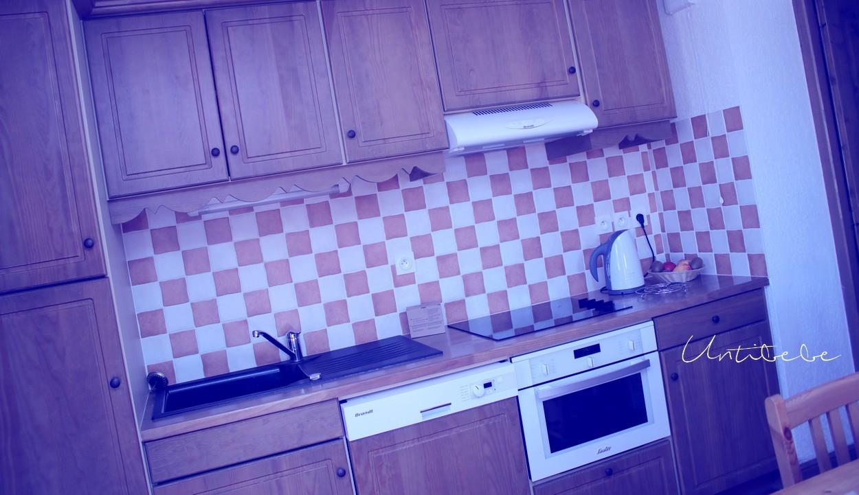 cuisine equipee montgenevre