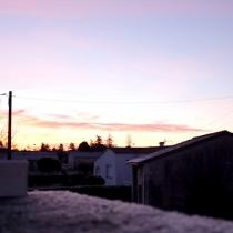 lever de soleil v