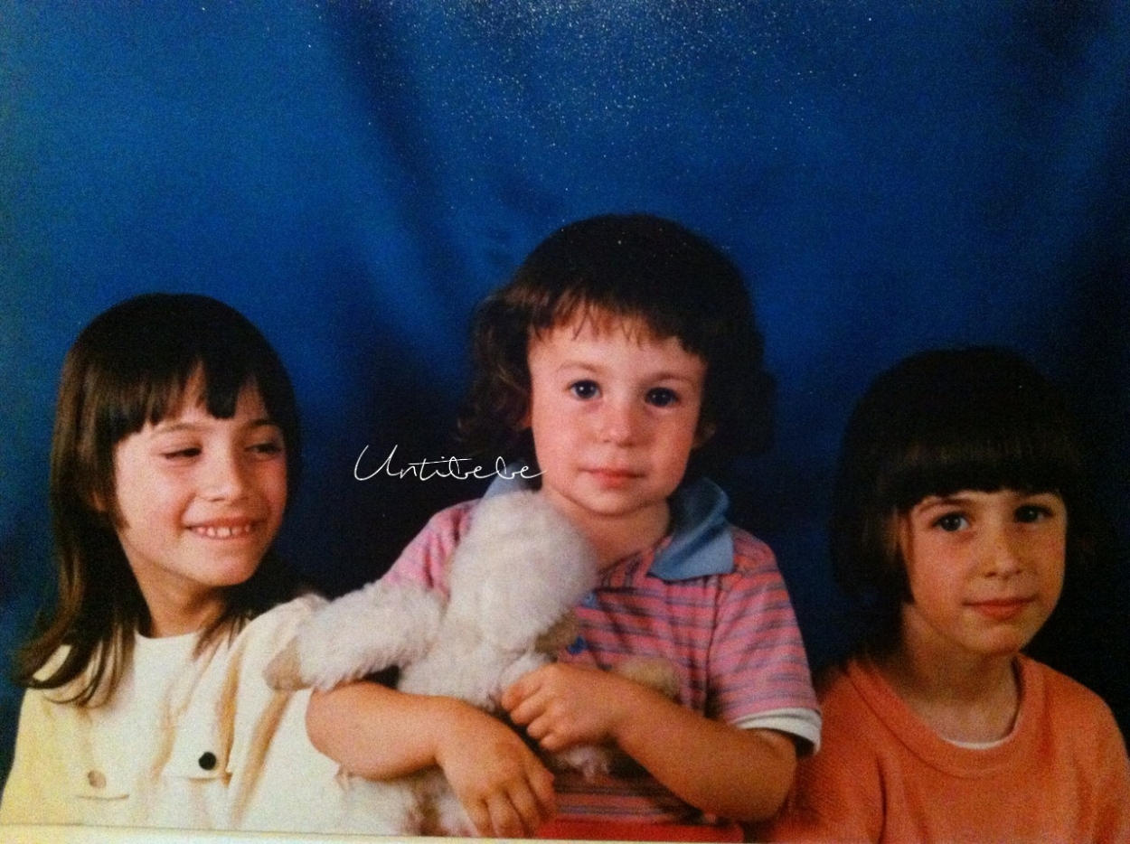 photo famille enfants