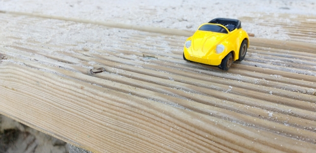 La petite voiture jaune : la clé d'une passion