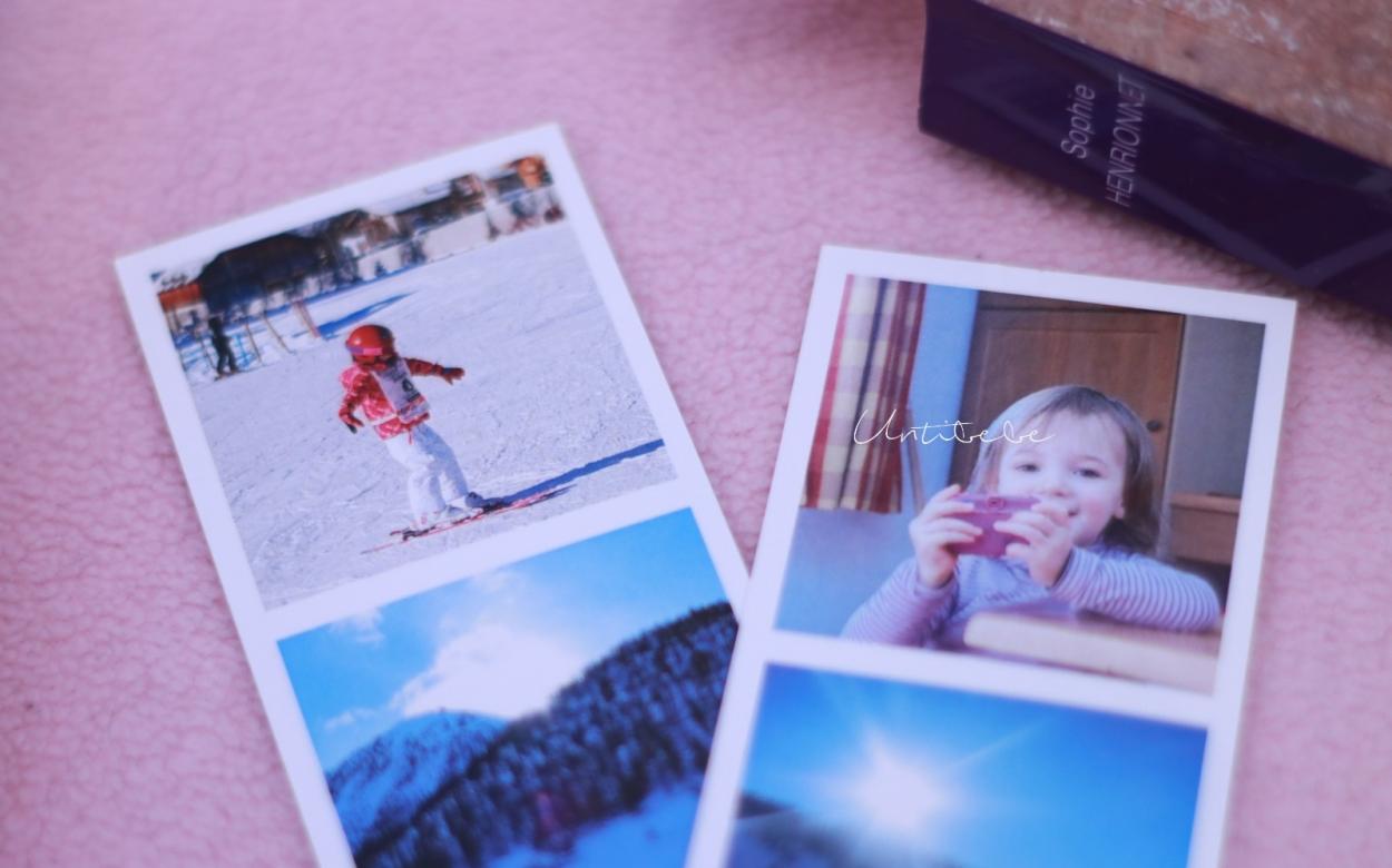 tirage photo photomaton vintage voyage souvenir