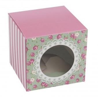 5-boites-a-cup-cakes-decores-rose-et-vert-liberty-vintage