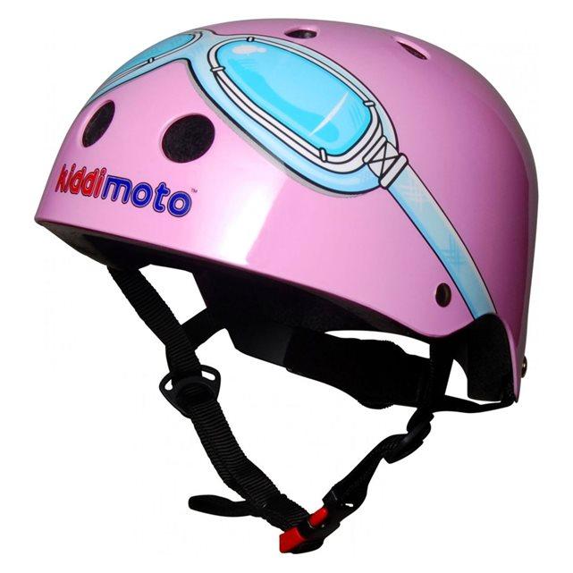 Casque de Vélo Pink Goggle