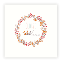 faire-part-naissance-pas-cher-couronne-florale-oiseau-photo-n24c231