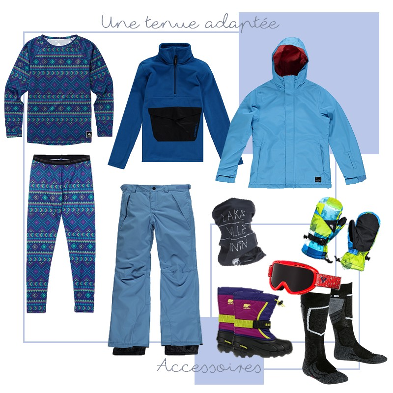 5e0e835fe4831 Enfiler des bottes fourrées et étanches. Le mieux étant de choisir des  après-ski   bottes de neige en plastique et textile.
