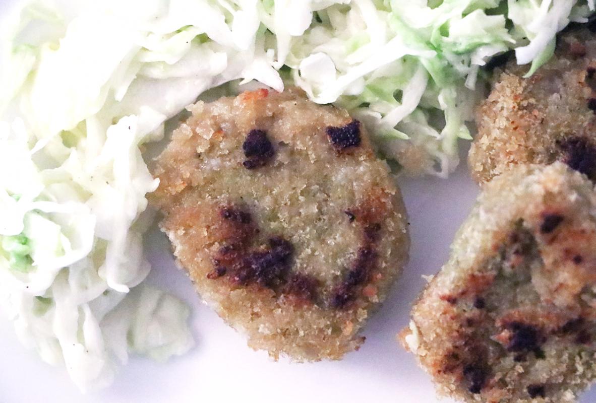 la popote compagnie nuggets sourire