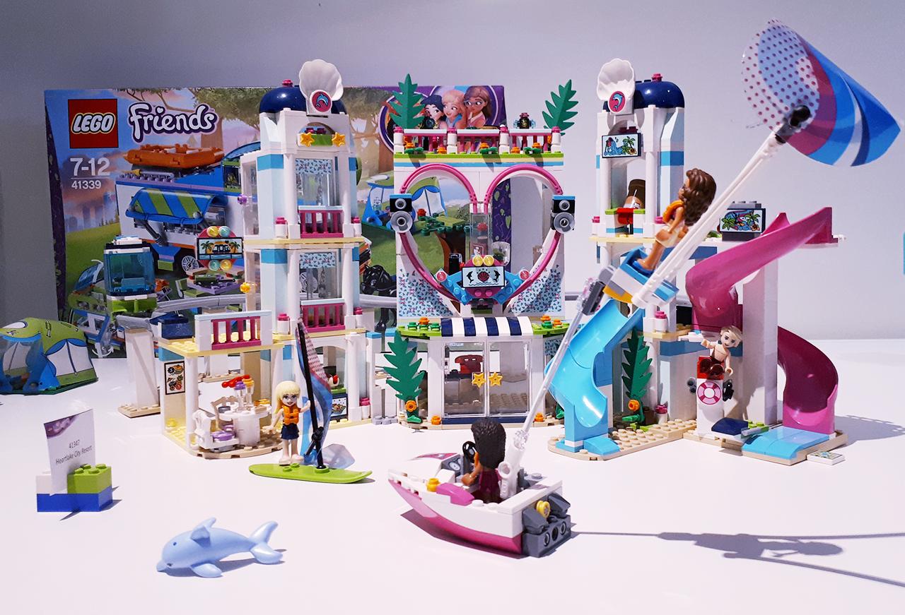 jouets les nouveaut s lego no l 2018 untibebe family blog famille voyages mode enfant. Black Bedroom Furniture Sets. Home Design Ideas