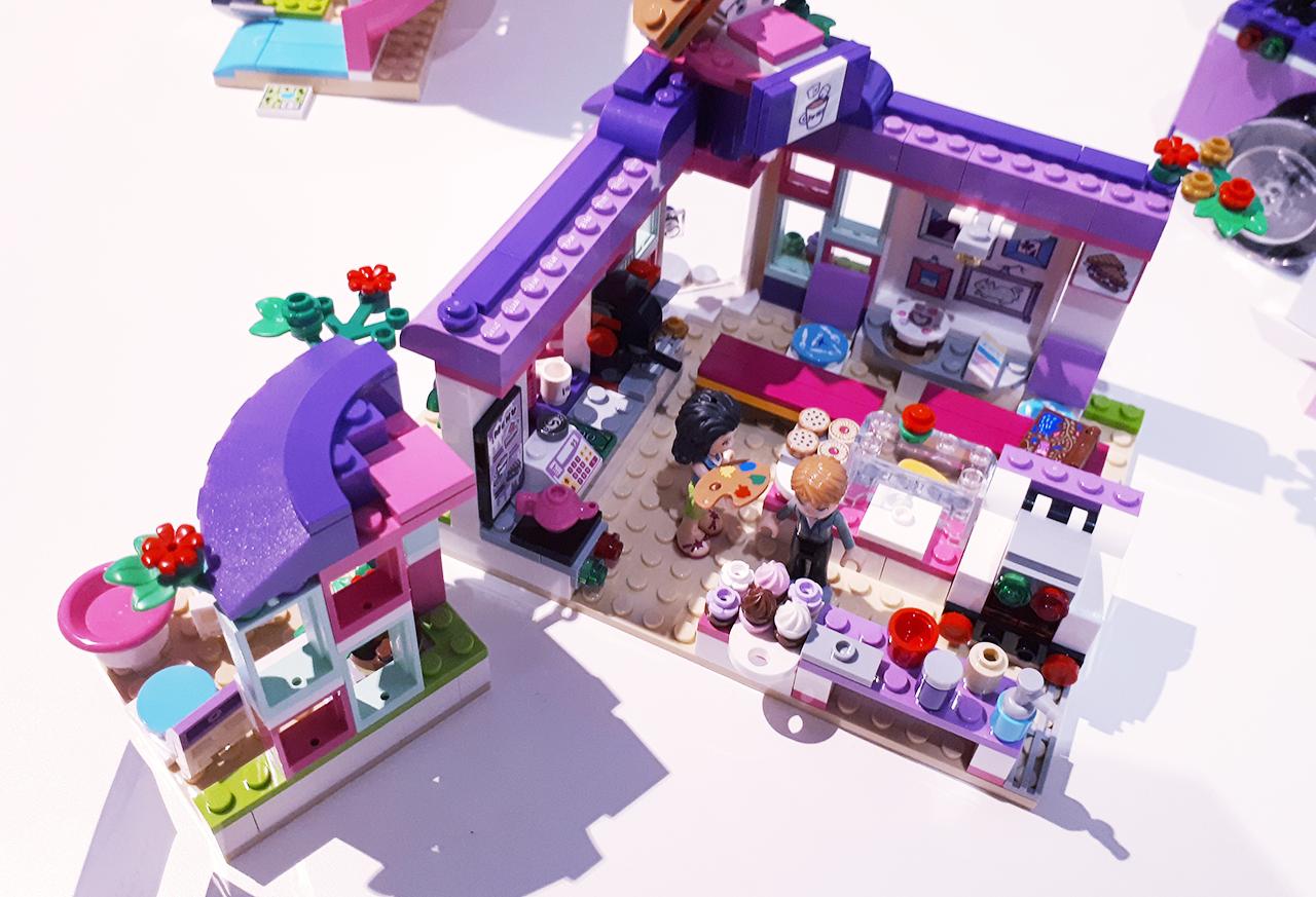 jouets les nouveaut s lego no l 2018 untibebe family. Black Bedroom Furniture Sets. Home Design Ideas