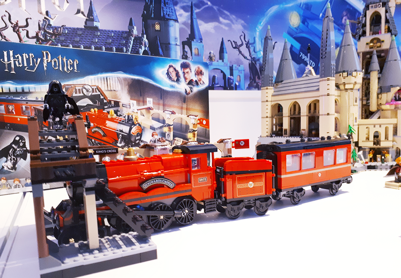 nouveautes lego noel 2018 train harry potter untibebe family. Black Bedroom Furniture Sets. Home Design Ideas