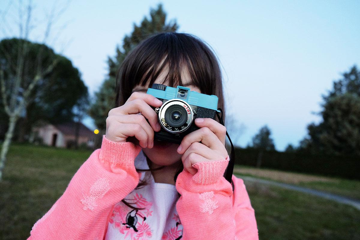 photographie appareil photo diana imprimer photos