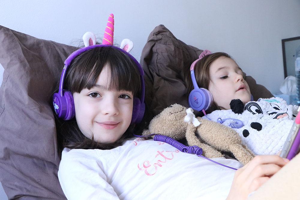 casque audio enfant little rocker costume IFROGZ