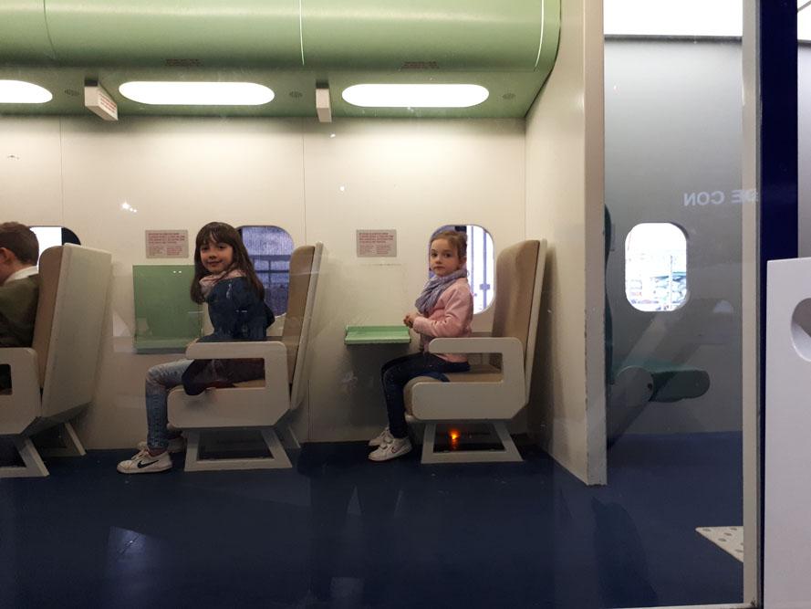 Musée de l'air et de l'espace Planète pilote enfants