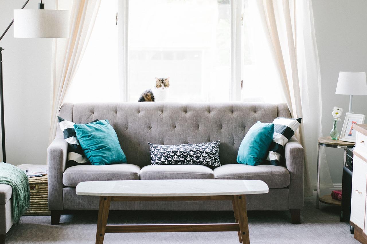 aménager un salon familial famille