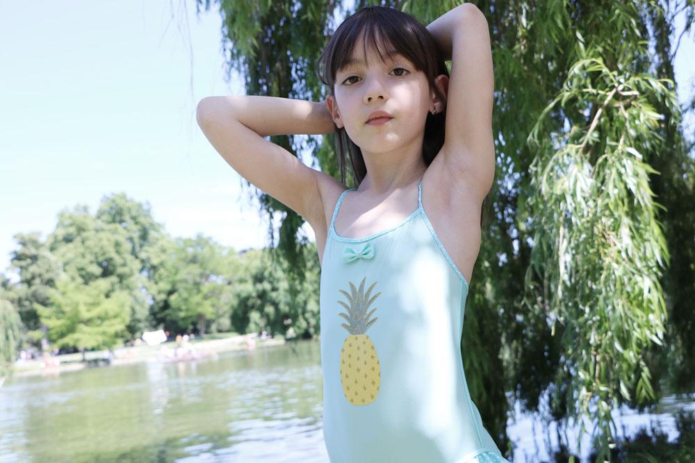 beachwear mere fille darjeeling maillot de bain