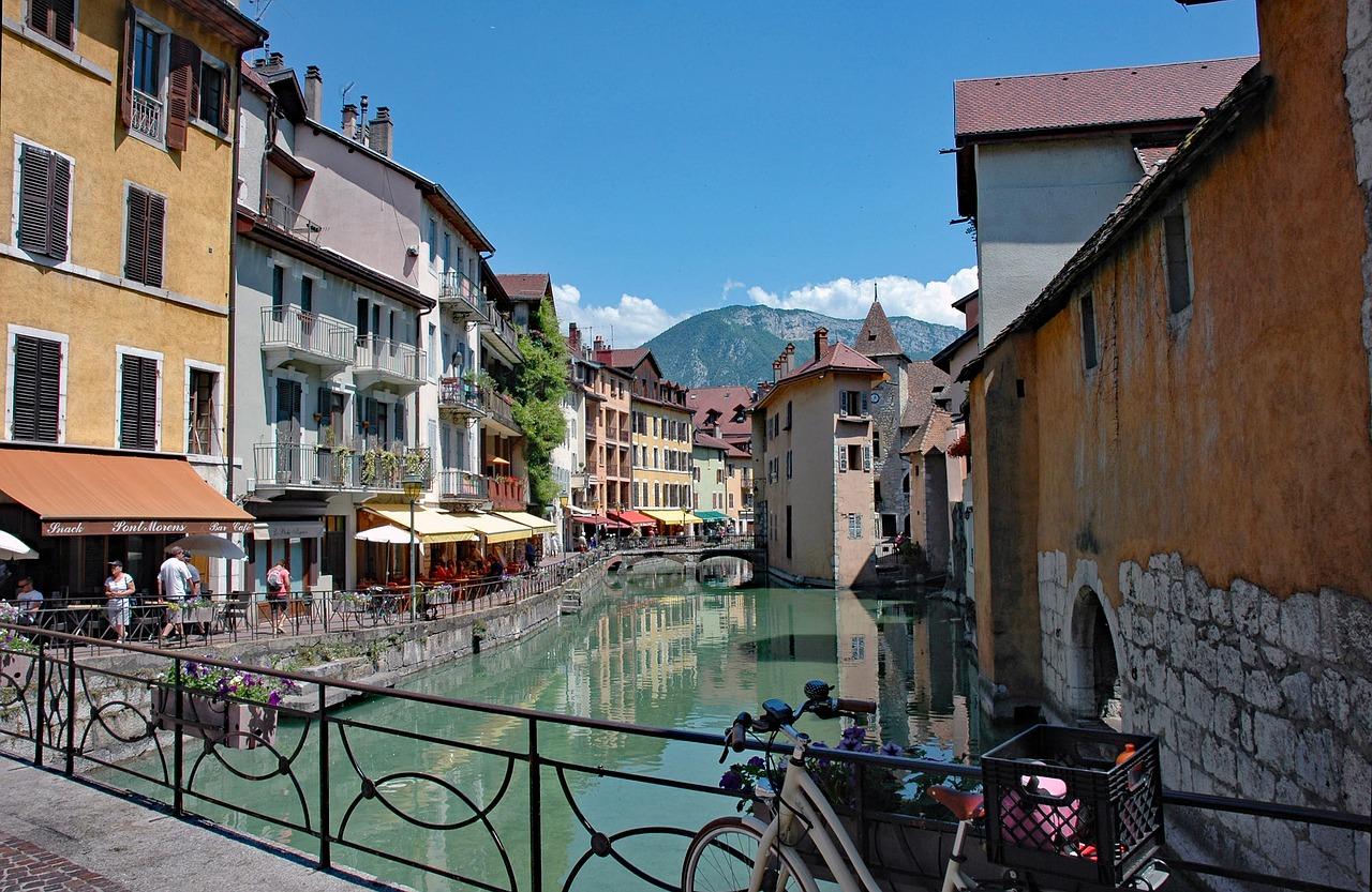 Annecy france visiter