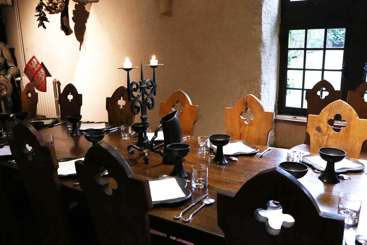 Auberge du Prieure chateau luce