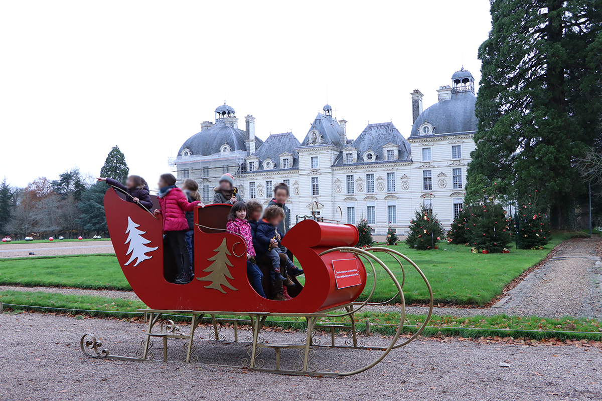 visite chateau de cheverny